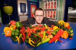 Ted Allen will host Food Detectives