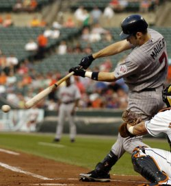 MINNESOTA TWINS VS BALTIMORE ORIOLES
