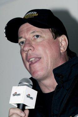 NASCAR RACING AT DAYTONA