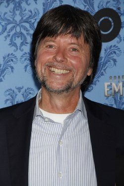 "Ken Burns arrives for the ""Boardwalk Empire"" Premiere in New York"