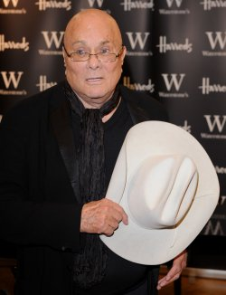 Tony Curtis booksigning in London