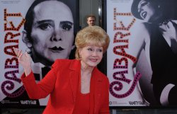 """Debbie Reynolds attends the 40th anniversary restoration premiere of """"Cabaret"""" in Los Angeles"""