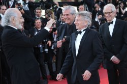 70th anniversary red carpet at the Cannes Film Festival