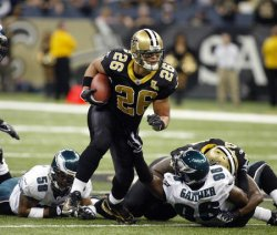 NFL DIVISIONAL PLAYOFFS NEW ORLEANS SAINTS VS PHILADELPHIA EAGLES