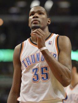Oklahoma City Thunder vs. Chicago Bulls