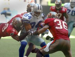 Buccaneers face Cowboys in Texas Stadium