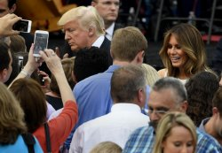 President Trump hosts Congressional Picnic at White House