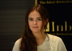Actress Zoey Deutch Visits Israel