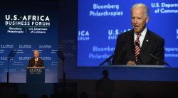 Vice President Biden attends US-Africa Business Forum in Washington
