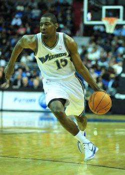 Wizards' Jordan Crawford in Washington