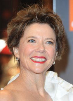 "Annette Bening attends the ""BAFTA"" ceremony in London"