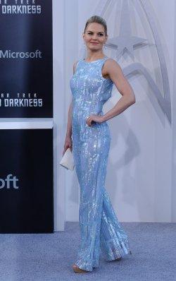 """Jennifer Morrison attends the """"Star Trek into Darkness"""" premiere in Los Angeles"""