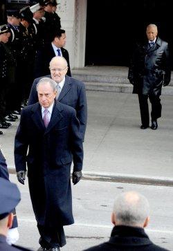 Funeral of New York City Mayor Edward Koch