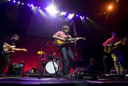 Death Cab for Cutie performs in Seattle