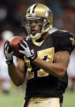 NFC Divisional Playoff game between New Orleans Saints and Arizona Cardinals