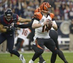 Cincinnati Bengals vs. Houston Texans in AFC Wild Card Round in Houston