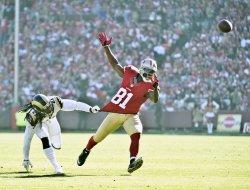 San Francisco 49ers vs. St. Louis Rams