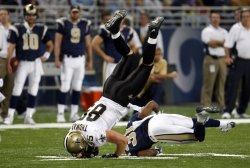 New Orleans Saints David Thomas
