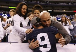 Penn State Trace McSorley in the Big 10 Championship
