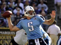 Tennessee Titans vs. Baltimore Ravens