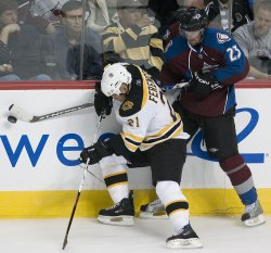 Boston Bruins vs Colorado Avalanche