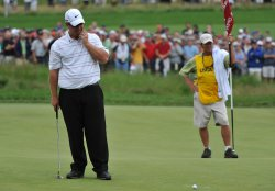 Round 4 of the 2009 U.S. Open at Bethpage Black in New York