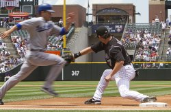 Colorado Rockies Host The Los Angeles Dodgers in Denver
