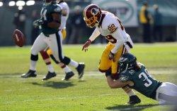 Washington Redskins at Philadelphia Eagles NFL Football
