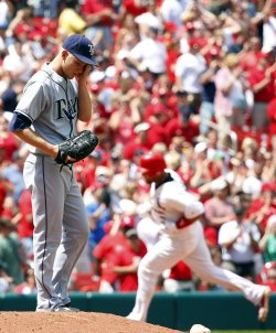 Tampa Bay Rays vs St. Louis Cardinals