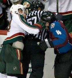 Minnesota Wild vs Colorado Avalanche