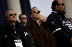 Tickertape parade held in honor of New York Yankees' World Series win in New York