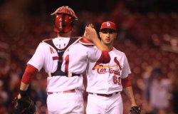 St. Louis Cardinals defeat Pittsburgh Pirates