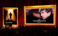 Oscar nominees announced for the 86th Academy Awards in Beverly Hills, California