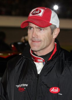 NASCAR Budweiser Shootout in Daytona Beach, Florida