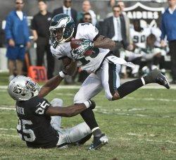 Oakland Raiders vs. Philadelphia Eagles