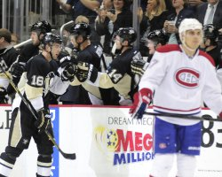 Penguins Brandon Sutter Scores Second Goal in Pittsburgh