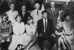 Dwight & Mamie Eisenhower