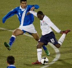 U.S. Men's National Soccer team hosts Guatemala National Team in Colorado