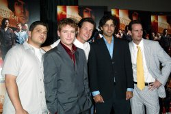 "PREMIERE OF HBO'S NEW SHOW ""ENTOURAGE"""