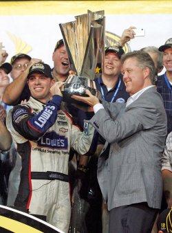 NASCAR Sprint Cup Championship at Homestead, Florida