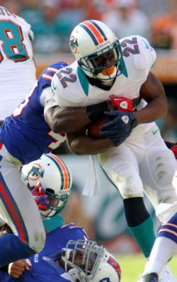 Miami Dolphins vs.Buffalo Bills in Miami