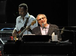Steely Dan performs in concert in Hollywood, Florida