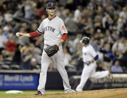 New York Yankees vs Boston Red Sox at Yankee Stadium