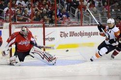 New York Islanders goal against Theodore in Washington, DC