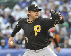 Pirates Correia delivers against Cubs in Chicago
