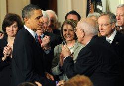 President Obama Signs Historic Health Care Bill in Washington