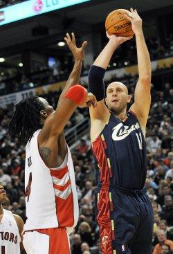 Toronto Raptors host Cleveland Cavaliers in home opener