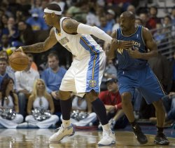 Washington Wizards vs Denver Nuggets In Denver