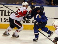 Ottawa Senators vs St. Louis Blues