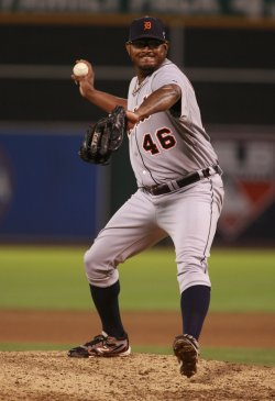 Oakland A's vs Detroit Tigers in Game 4 American League Division Series